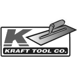 Kraft concrete tools and trowels made in the USA.